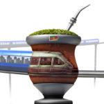TIM | Trem Chimarrão